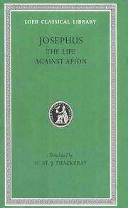 image of The Life. Against Apion
