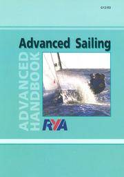 RYA Advanced Sailing: Advanced Handbook