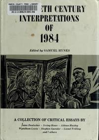 george orwell 1984 critical essay Literary analysis essay: 1984 by george orwell citizens then cannot have their own critical thinking orwell, george 1984.