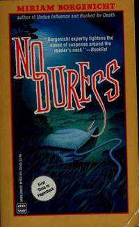 No Duress (Worldwide Library Mysteries)