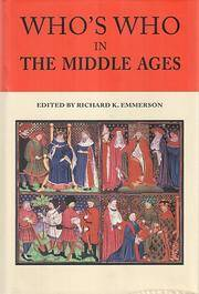 Who's Who in the Middle Ages (two volume set)