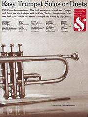 Easy Trumpet Solos Or Duets: (EFS 105)