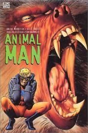 Animal Man, Book 1 - Animal Man