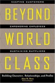 Beyond World Class