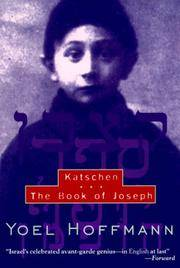 Katschen & The Book of Joseph (New Directions Paperbook) by  Edward A. [Translator];  David [Translator]; Levenston - Paperback - 1999-05-17 - from paisan626 and Biblio.com