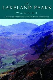 image of Lakeland Peaks (W a Pouchers Guides)