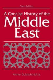 A Concise History of the Middle East (6th Edition)