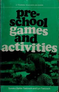Pre-School Games and Activities