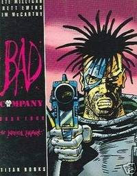 Bad Company: Bk. 4 (Best of 2000 A.D.)