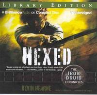 image of Hexed: The Iron Druid Chronicles