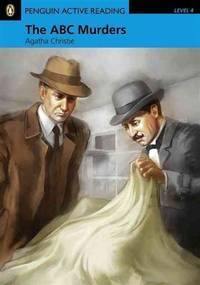 image of ABC MURDERS LEVEL 4 BOOK & CD ROM