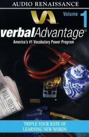 Verbal Advantage, Volume 1 (Verbal Advantage , Vol 1)