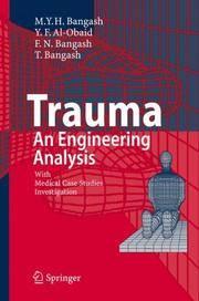 TRAUMA: AN ENGINEERING ANALYSIS (HB)