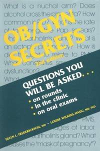 OB/GYN SECRETS; 2/E