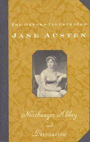Northanger Abbey  Persuasion