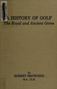 A History Of Golf