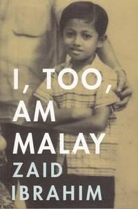 I, Too, Am Malay