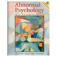 image of Abnormal Psychology in a Changing World (4th Edition)