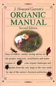 J. Howard Garrett's Organic Manual