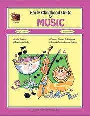 Early Childhood Units for Music
