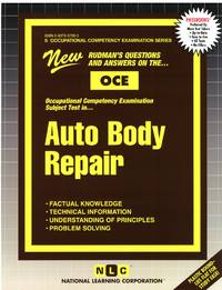 AUTO BODY REPAIR (Occupational Competency Examination Series) (Passbooks)
