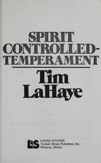 image of Spirit-Controlled Temperament