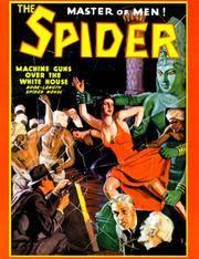 The Spider (#48): Machine Guns Over the White House