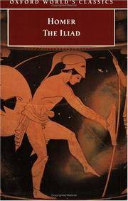 image of The Iliad (Oxford World's Classics)