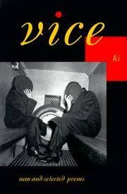 Vice : New and Selected Poems