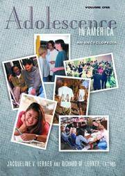 image of Adolescence in America: An Encyclopedia: Adolescence in America [2 volumes]: An Encyclopedia (The American Family)