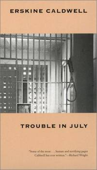 image of Trouble in July: A Novel (Brown Thrasher Books)