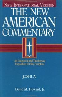 Joshua  (The New American Commentary, Volume 5).  New International Version.