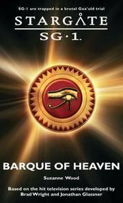 Stargate #11:  The Barque of Heaven