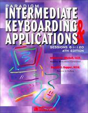 Paradigm Intermediate Keyboarding & Applications: Sessions 61-120
