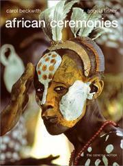African Ceremonies, Volumes 1 & 2