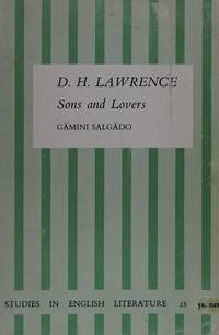 D. H. Lawrence : Sons and Lovers