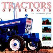 Tractors of Europe  The Illustrated Guide