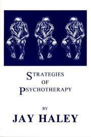 image of Strategies Of Psychotherapy