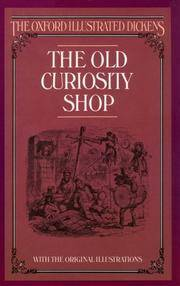 image of The Old Curiosity Shop (Oxford Illustrated Dickens)