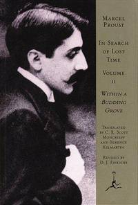 image of In Search of Lost Time, Volume 2: Within a Budding Grove (Modern Library) (v. 2)