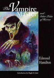 THE VAMPIRE MASTER