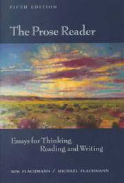 Consumerism Essays The Prose Reader Essays For Thinking Reading And Writing Th Edition Compare And Contrast Essay Example For Middle School also Writing An Abstract For An Essay   The Prose Reader Essays For Thinking Reading And  Essay Of Examination