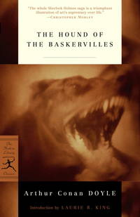 The Hound of the Baskervilles (Modern Library Classics) by Arthur Conan Doyle - Paperback - from Better World Books  and Biblio.com