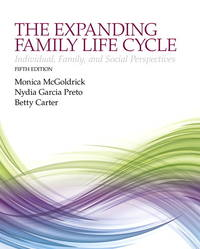 Expanded Family Life Cycle Individual, Family, and Social Perspectives