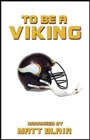 To be a Viking