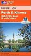 image of Perth and Kinross (Explorer Maps) 369