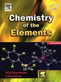 image of Chemistry of the Elements (Second Edition)