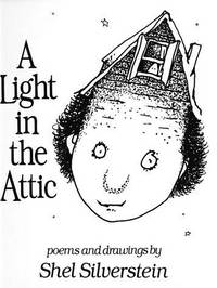 image of A Light in the Attic; Falling Up; Where the Sidewalk Ends (Three Volumes, Complete Lacking Slipcase)