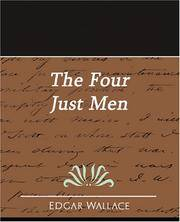 image of The Four Just Men