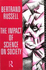 image of The Impact of Science on Society